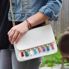 Love the Rebecca Minkoff Sofia bag? Try out this DIY! Link in bio.