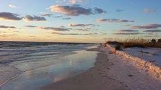unreal evening light on #annamariaisland #florida #usa