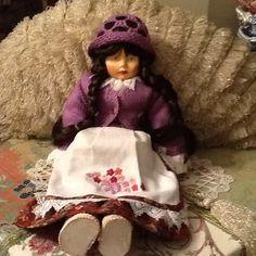 Bambola Francesca