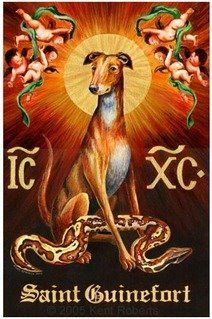 Aug the Feast of St.Guinefort: a greyhound who saved a baby from a snake, was martyred & became a saint. let us honor this very good boy Greyhound Art, Italian Greyhound, Magyar Agar, Skinny Dog, St Jerome, Lurcher, Grey Hound Dog, Beautiful Dogs, Faith