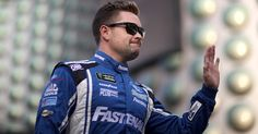 Stenhouse hasn't said anything about his breakup with Patrick.