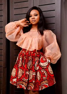 Short African Dresses, Latest African Fashion Dresses, African Print Dresses, African Print Fashion, African Dress Styles, African American Fashion, African Fashion Designers, Ankara Dress, Looks Chic