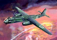 1:32 Arado Ar 234B-2N from Fly Model
