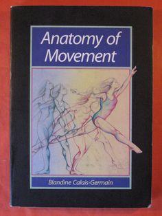 Anatomy of Movement by Pistilbooks on Etsy