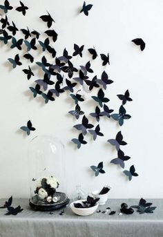 Gorgeous decorations with butterflies | Just Imagine - Daily Dose of Creativity