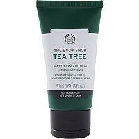 The Body Shop - Tea Tree Skin Mattifying Lotion in  #ultabeauty