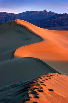 Sunrise-Death Valley