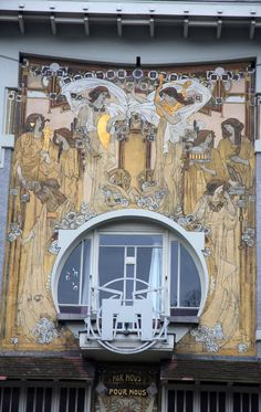 Maison Cauchie BrusselsPictures.com