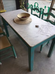Outdoor Furniture, Outdoor Decor, Table, Home Decor, Houses, Decoration Home, Room Decor, Tables, Home Interior Design