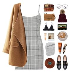 """Giana."" by distant-dreams ❤ liked on Polyvore featuring Alexander Wang, WithChic, Aesop, Monki, Chloé and Accessorize"