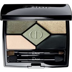 Dior 5 Couleurs eye shadow (61 AUD) ❤ liked on Polyvore featuring beauty products, makeup, eye makeup, eyeshadow, beauty, christian dior eye shadow, christian dior, palette eyeshadow and christian dior eyeshadow