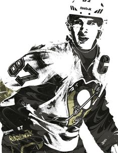 Sidney Crosby Pittsburgh Penguins Pixel Art Art Print by Joe Hamilton. All prints are professionally printed, packaged, and shipped within 3 - 4 business days. Choose from multiple sizes and hundreds of frame and mat options. Hockey Girls, Hockey Mom, Hockey Puck, Ice Hockey, Pittsburgh Sports, Pittsburgh Penguins Hockey, Joe Hamilton, Penguin Love, Jonathan Toews