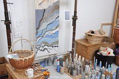 Jo Thomson - Orkney tapestry artist ( Hoxa Gallery)