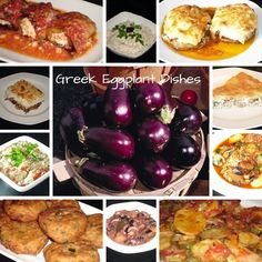 Authentic Greek Recipes: 10 Greek Eggplant Dishes