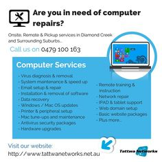 Services offered at Tattwa Networks