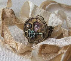 Awesome little Steampunk number from Joan Williams of Lil Ruby!