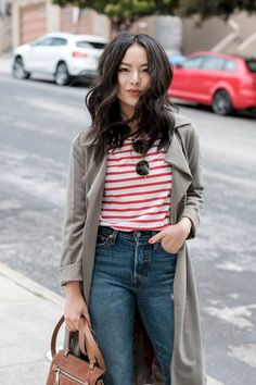 48 The Best Street Style Outfit Ideas for Girl This Year #Women # #Ideasforgirlthisyear #theBestStreetStyleOutfit