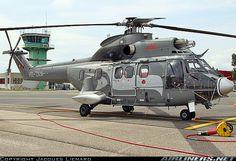 Eurocopter AS-332C1 Super Puma   Heli-TV