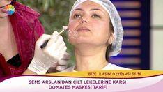 Şems Arslan'dan cilt lekeleri için maske tarifleri! Cilt lekelerini gideren en kolay 2 yöntem