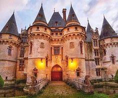 Château De Vigny.