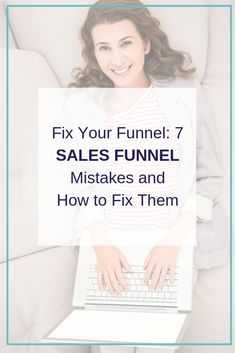 Sales funnel not working? Here are the 7 mistakes entrepreneurs make and how to fix your funnel - from the marketing to the sales page. Sales Strategy, Content Marketing Strategy, The Marketing, Marketing Ideas, Digital Marketing, Business Storytelling, Storytelling Techniques, I Want To Work, Marketing Communications