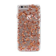 Pin for Later: What Our Food Editors Really Want This Christmas Rose Gold Karat iPhone 6 Plus Case