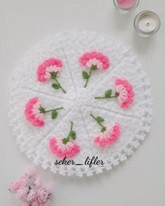 Crochet Potholders, Crochet Hats, Crotchet Patterns, Table Covers, Doilies, Baby Knitting, Pot Holders, Elsa, Diy And Crafts