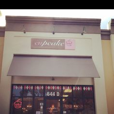 Cupcake in Charleston, Sc. Love!!