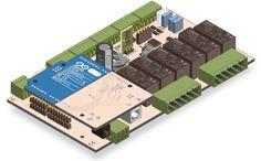 Iono, a professional Arduino based module | Open Electronics