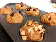 Paleo Almond Muffin Recipe!