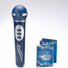 Be a Hanukkah Super Star! Sing along with your favorite Hanukkah songs, and learn the words with the included transliterated songbook. 2 AA batteries included. - Song booklet with lyrics and translite