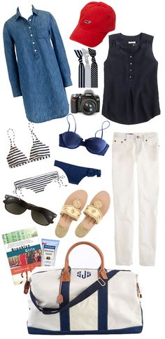 Packing for Nantucket