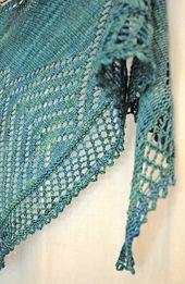 Ravelry: Randerscheinungen pattern by Maria Steiner
