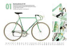 Steel Vintage Bikes - Big Vintage Bikes Calendar 2017