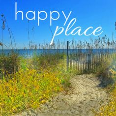 Find your happy plac