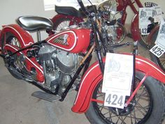 Indian Chief 1938 1200cc