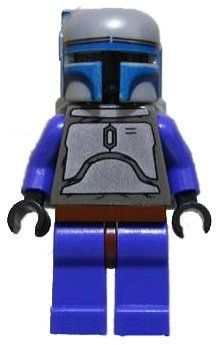 Jango Fett - LEGO Star Wars Figure by LEGO. $129.99. Jango Fett - LEGO Star Wars Figure. Original head with Jango Fett's face. Comes with dual bistols. Standard Shipping is only $1.49 for each additional item on order!