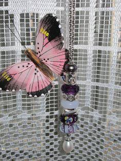 Trollbeads fantasy flight with butterfly