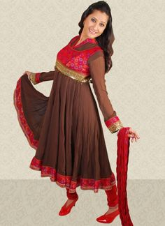 Indian Anarkali Dresses | Indian Anarkali Dress Designs 2011 Collection