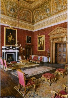 Houghton Hall, the Norfolk home of the Marquess of Cholmondeley, was built to house Britain's first prime minister Sir Robert Walpole and his art collection