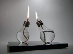 20 Brilliant Ways to Repurpose Lightbulbs via Brit + Co.
