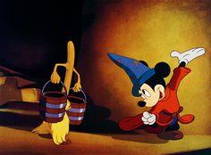 Sorcerer's Apprentice - Fantasia