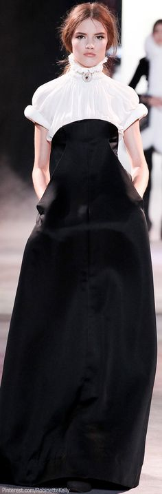 Ulyana Sergeenko Haute Couture | F/W 2013