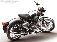 2014 Royal Enfield Motorcycles First Look - Motorcycle USA