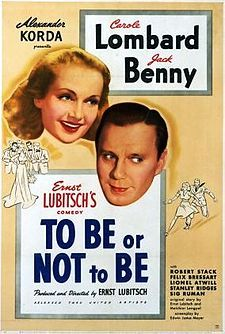 To Be or Not to Be (1942 film) - Wikipedia, the free encyclopedia