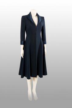 Catherine Walker dress coat Loire