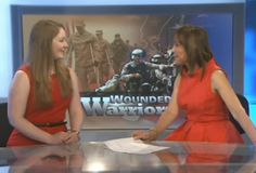 NBC Washington Interview: Hope, and Help, for the Warriors. Hope For The Warriors® Marketing Director Julianna Jacobson discusses the services Hope For The Warriors® offers wounded U.S. service members and their families.