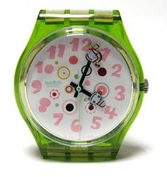 J. Otto Seibold Swatch watch