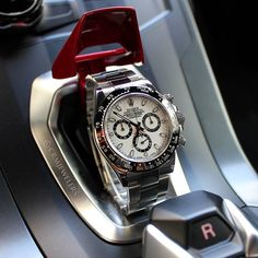 Rolex Daytona In Steel! We can Customize Your Current Daytona.  Contact us for Pricing