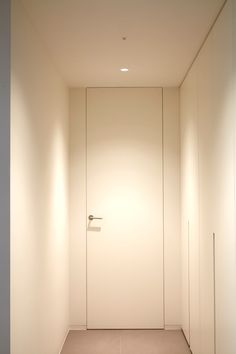Anohid - Portes coulissantes, bloc-portes, portes pivotantes, Anodoors > Réalisations > Réalisation détail Panel Doors, Windows And Doors, In And Out Image, Muji Style, Flush Doors, New Room, Door Design, Armoire, Interior Doors